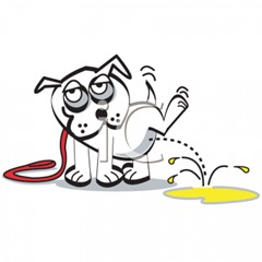 0511-0810-2417-1952_Dog_Peeing_clipart_image